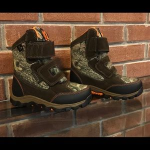 Ram hunting boots